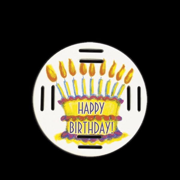 Happy Birthday Cake Fobbie