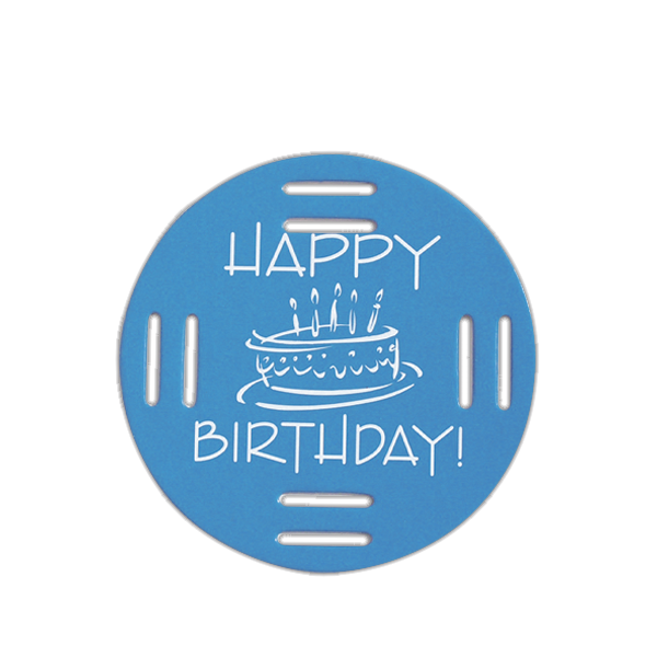Happy Birthday Blue Fobbie