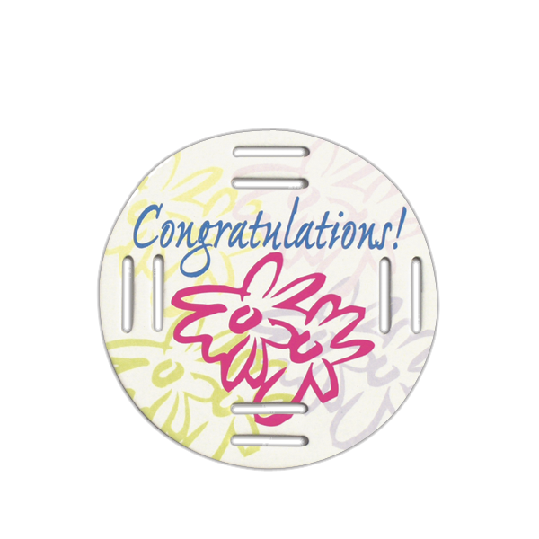 Congratulations Flowers Fobbie